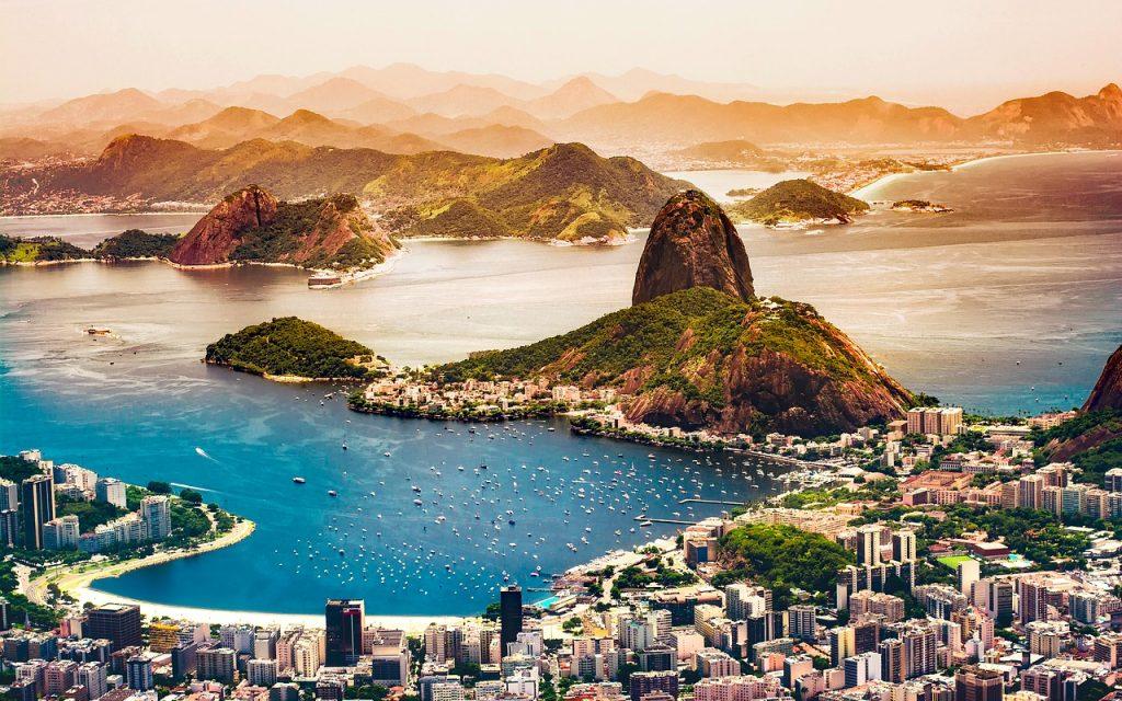 24. Rio de Janeiro